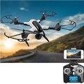 SONGYANG BRINQUEDOS X33 Altitude Espera Wifi FPV Drone RC Quadcopter RTF 2.4 GHz 0.3MP Câmera de Bolso Dobrável
