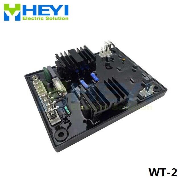 WT-2 WT-3 AVR Automatic Voltage Regulator Excitation Recifier Brushless Type Diesel Generator SetWT-2 WT-3 AVR Automatic Voltage Regulator Excitation Recifier Brushless Type Diesel Generator Set