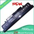 Venta al por mayor nueva batería del ordenador portátil para SAMSUNG NC110 NC111 NC210 NC208 nc215, abanico Laptop NP-NC111 NP-NC110 NP-NC210 NP-NC208 nc215s, NT-NC110
