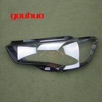 1PCS Headlight Cover Headlamp Shell Headhights Glass Lampshade For Audi A3 13 16