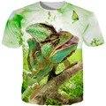 Alta qualidade novo o Coringa camiseta 3d engraçado quadrinhos estilo camaleão 3d t-shirt do verão t-shirt top impressão cheia