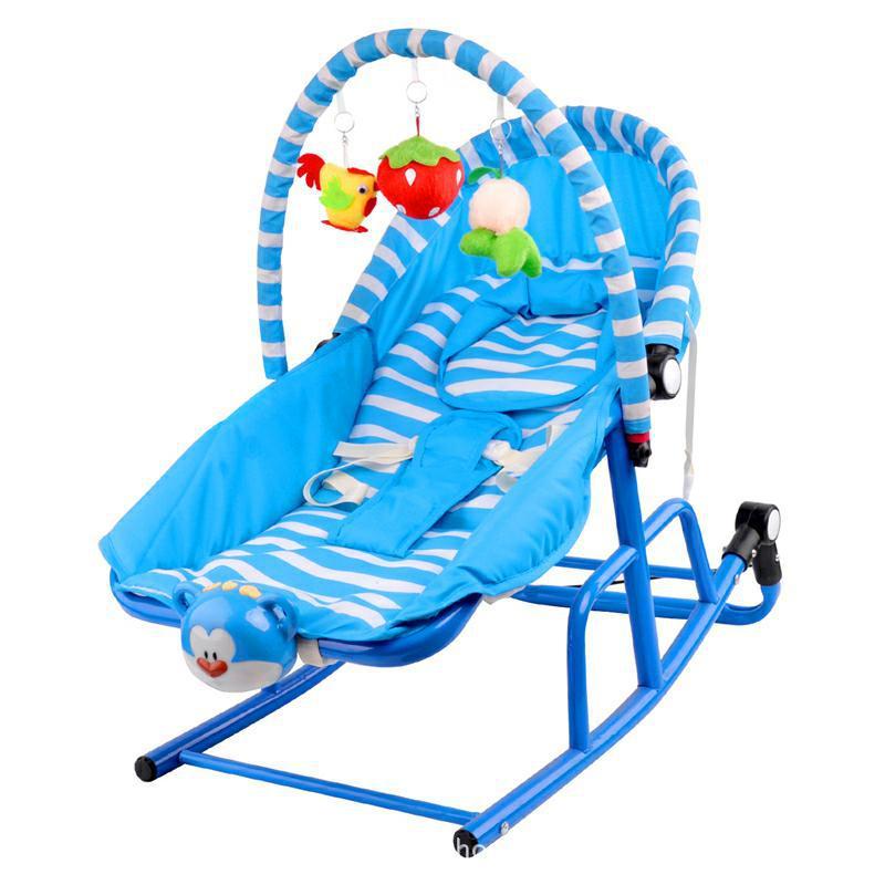 Fournitures maternelle et enfant bébé confort inclinable bébé chaise à bascule balançoire chaise bébé rocker