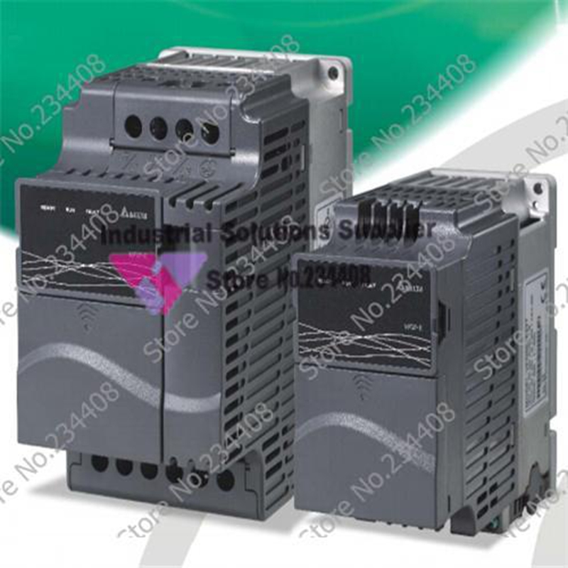 все цены на Input 3ph 380V Output 3ph Delta Inverter E-series VFD015E43A 0~480V 4.2A 0.1~600Hz 1.5KW 2HP New Original онлайн