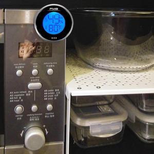 Image 5 - الرقمية هوميدور ميزان الحرارة مقياس الرطوبة الرطوبة ل السيجار التبغ خزانة مشروبات المنزل المطبخ غرفة الطفل مقياس الحرارة
