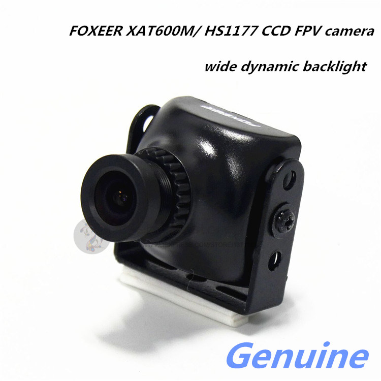 FOXEER XAT600M / HS1177 CCD camera wide dynamic backlight for DIY mini drone cross racing quadcopter QAV-R frame
