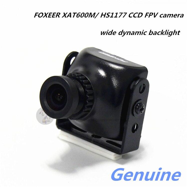 FOXEER XAT600M HS1177 CCD camera wide dynamic backlight for DIY mini font b drone b font