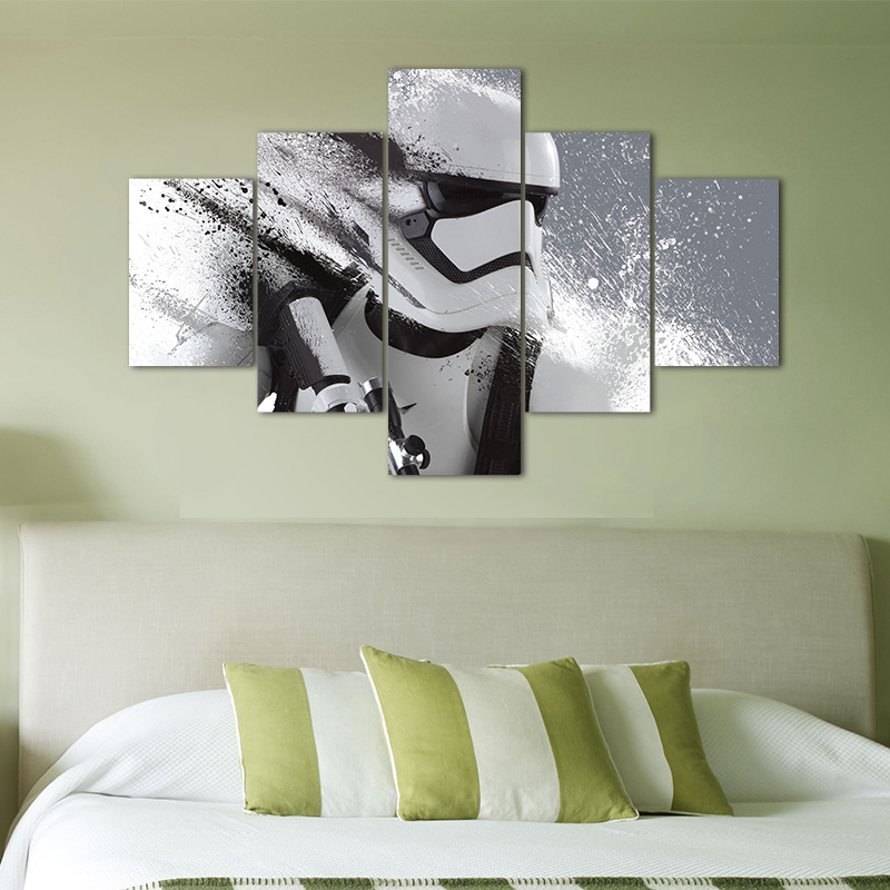 Wandkunst Moderne Leinwand Malerei Home Decor Wandkunst Poster Home - Wohnkultur - Foto 5