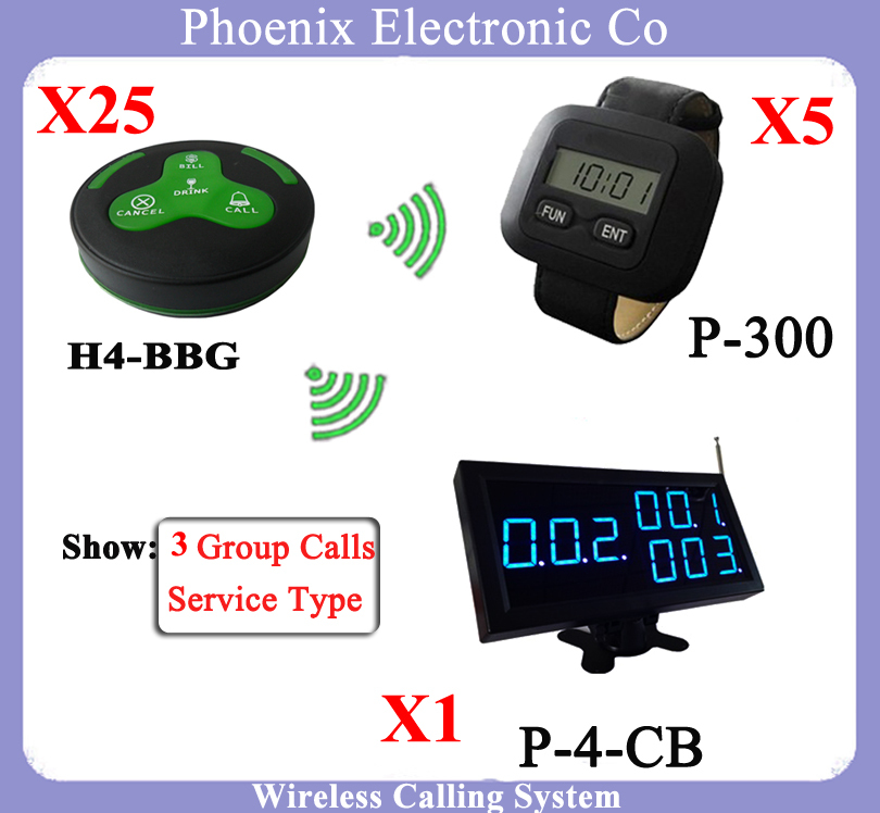 Bill Restaurant Guest Pager System Waiter Calling System K-200c For Food Paging Kitchen Watch And Receiver Call System Pagers 4 watch pager receiver 20 call button 433mhz wireless calling paging system guest call pager restaurant equipment f3258