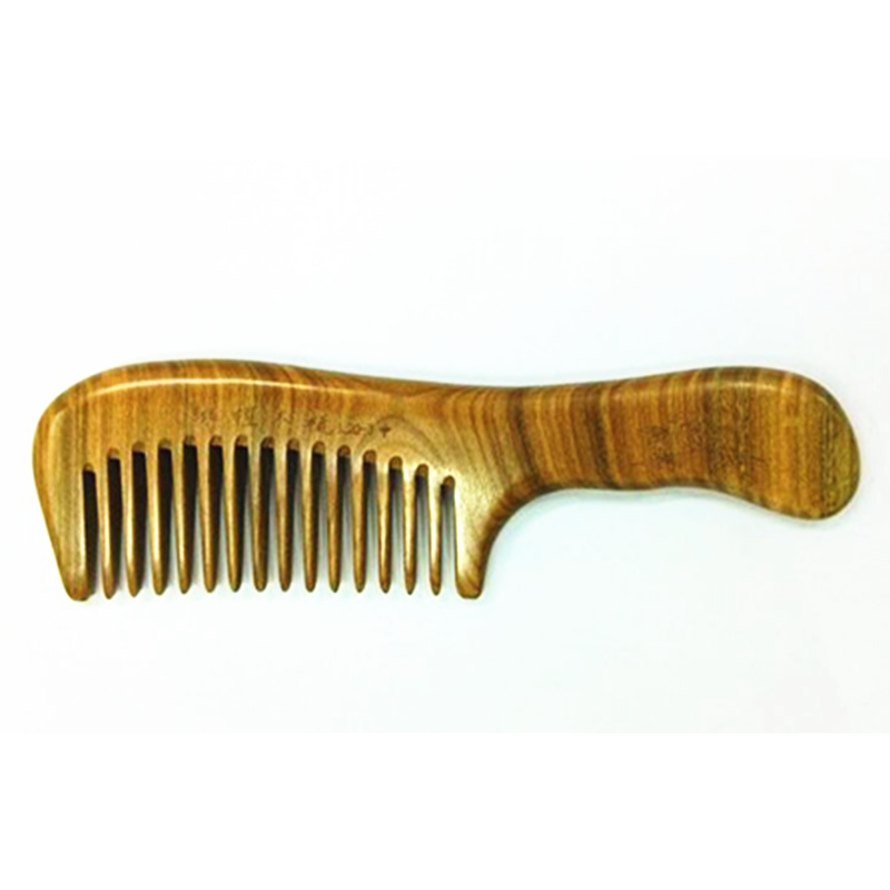 Sandalwood Comb For Natural Hair