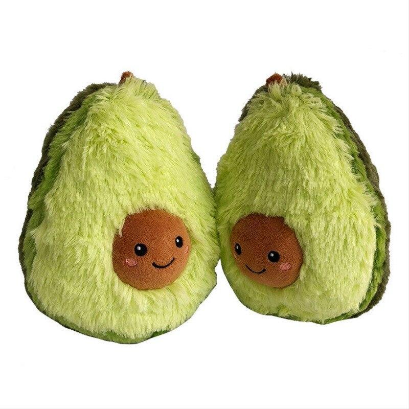 Avocado Obst Plüsch Pflanzen Spielzeug Nette Gefüllte Puppen Kissen Mädchen Neue Jahr Anti Stress Kissen Kissen Für Kinder