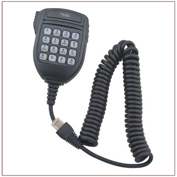 NEW Original MH-75B8J MOBILE DTMF Microphone (16keys) for Vertex Standard VX2100 VX2200 VX4500 VX2000 EVX-5300