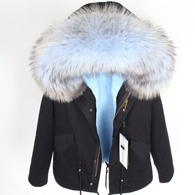7 Coton 11 D'hiver 5 12 3 Col En Nouvelle Amovible 8 10 Laveur Vêtements 1 2018 Raton 4 Chaude Doublure 2 Femmes Courtes 9 Poilu 13 Veste 6 Épaisse 14 BFnqBpRY