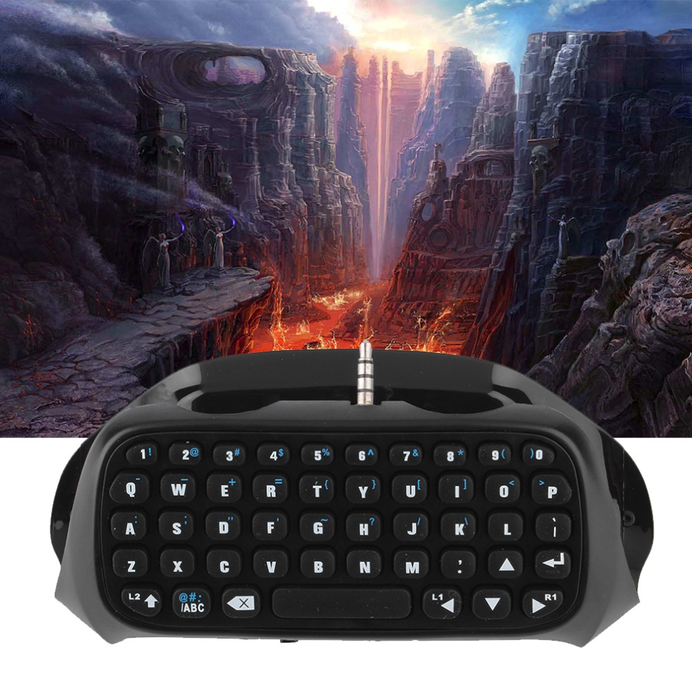 Top Sale Wireless Bluetooth Keyboard Accessory Adapter for Sony PS4 Controller Stock Offer