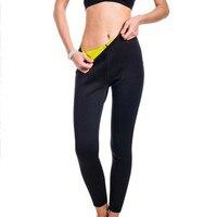 Sauna Pants Neoprene Legging Control Panties Fitness Bodyshape Shaper Slim Super Stretch Capris Trouser Pant Women