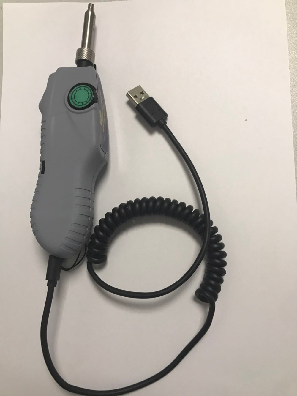 Fiber Optic Inspection Probe TIP-500P Digital sensor inside the probe to access the laptop or PC directlyFiber Optic Inspection Probe TIP-500P Digital sensor inside the probe to access the laptop or PC directly