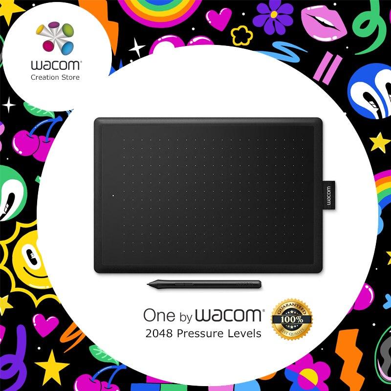 Un par Wacom CTL-672 Graphique Dessin Tablet Numérique Comprimés 2048 Pression Niveau + Cadeau Pack + 1 année garantie