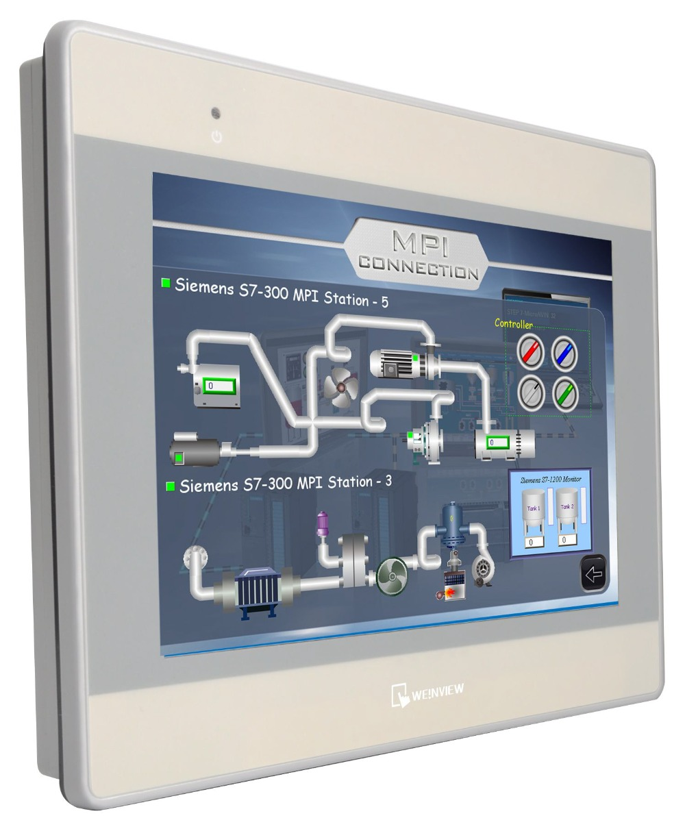 Weinview MT8103iE HMI Built in EasyAccess2 0 License Support WIFI