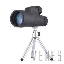 Big discount 12×50 High Power single-tube Telescope , shimmer night Vision waterproof