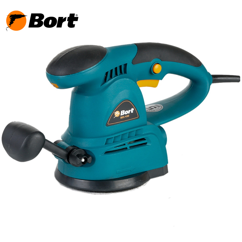 Random orbit sander Bort BES-430 random kitchenware print mat 1pc