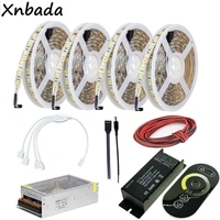 SZ100 CT Touch Panel Fernbedienung Led-Controller  Led Streifen 5050SMD Farbe Temperatur Flexible Licht Netzteil Dricer Kit