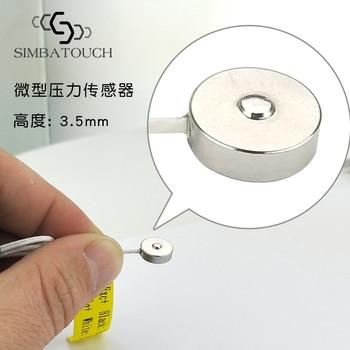SBT760F miniature miniature pressure sensor High precision and narrow space force 250 100kg tension pressure measuring force sensor 4msfs 50kg series high precision 0 20