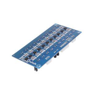 Image 4 - EQ Equalizer BOARD สเตอริโอ Dual Channel ปรับ TONE บอร์ด Preamp แผงด้านหน้าสำหรับเครื่องขยายเสียง