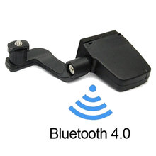 Outdoor Bluetooth Wireless Bicycle computer speedometer Speed Cadence or distance sensor cycling Fitness tracker for IOS Android