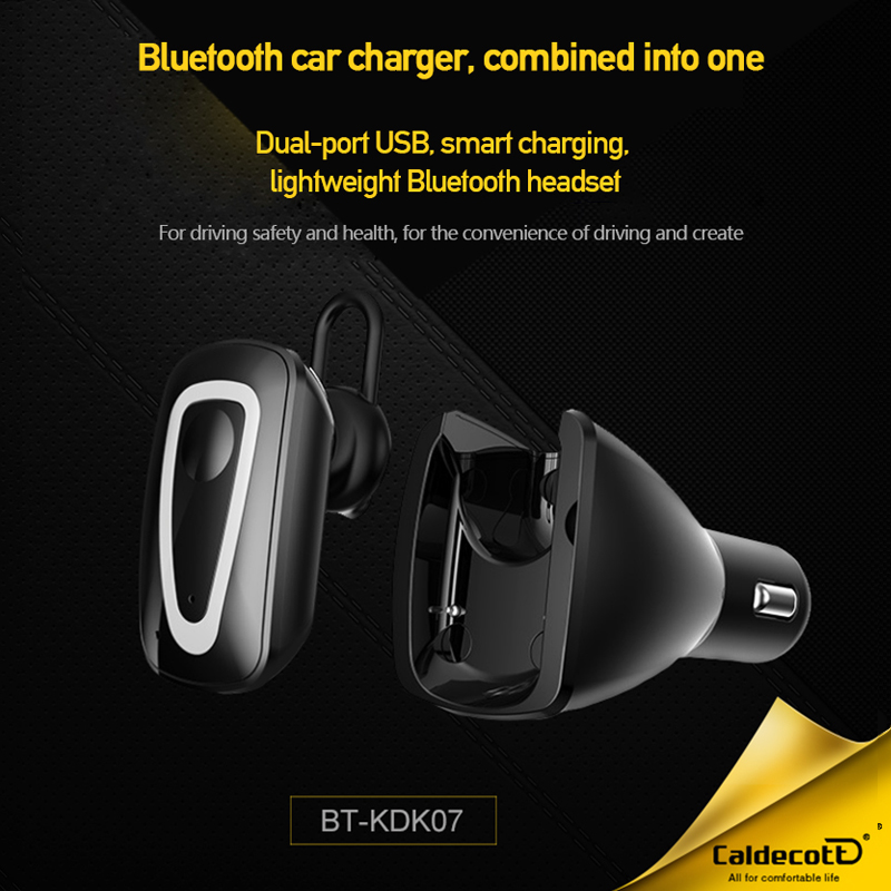 Free Shipping Wireless Bluetooth Headset Bass Stereo Dual USB Interface On-Board Bluetooth <font><b>Charger</b></font> <font><b>Long</b></font> Standby Time