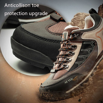 GOMNEAR Outdoor Shoes Leather 2