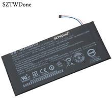 Sztwdone Новый Планшеты батарея для Acer Iconia One 7 B1-730 B1-730HD A1402 MLP2964137 B1-730HD-170L 1CIP3/65/138 KT.0010F. 001
