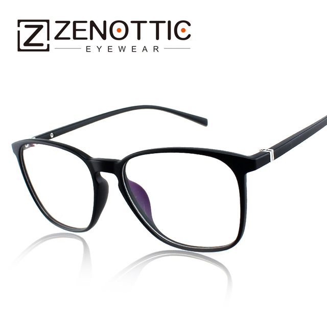 5a17b11e87b 2018 Unisex fashion design TR90 memory plastic eyewear optical glasses  oculos de grau full rim prescription eyeglasses DT272