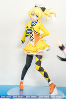 22CM Japanese Original Anime Figure Love Live SUNNY DAY SONG Ellie Action Figure Collectible Model Toys