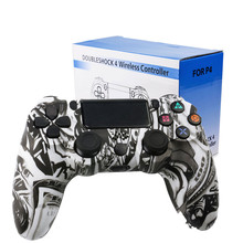2019 Version Bluetooth Wireless Game controller for PS4 Controller Fit For PlayStation 4  Gamepad for PlayStation 3 Joystick