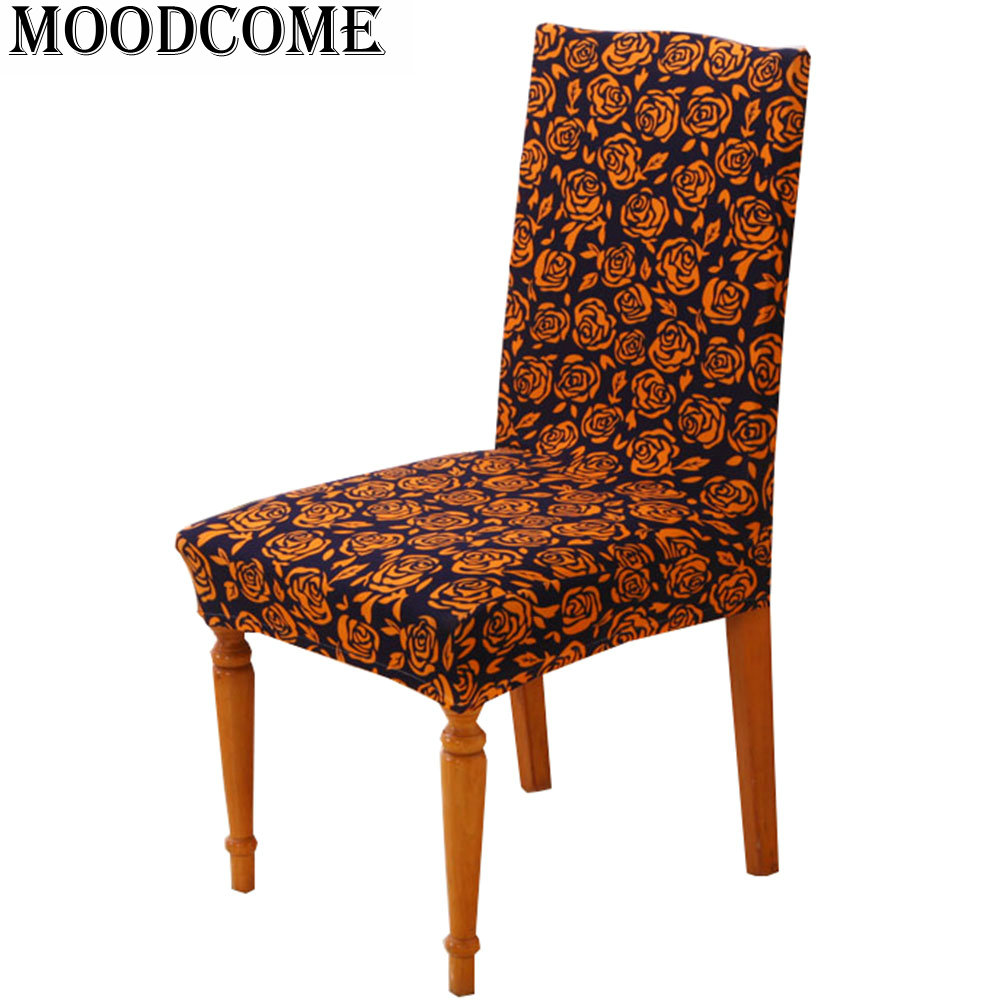 2017 Removable Stretch Chair Cover Dining Room Wedding