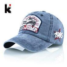 Gorra de béisbol de la vendimia hombres mujeres lavado Denim sombrero del  papá Capricornio 1985 Snapback f73bb2c55db