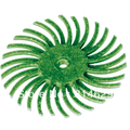 "jewelry tools,3M Radial Bristle Brushes, Green Color, Grit : 80#, 1"" Dia ,100pcs/bag , High Quality,goldsmith tool and equipment"