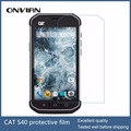 wholesale Original Ultra Thin Screen Protector front glass film for CAT S40 Protective film Glass