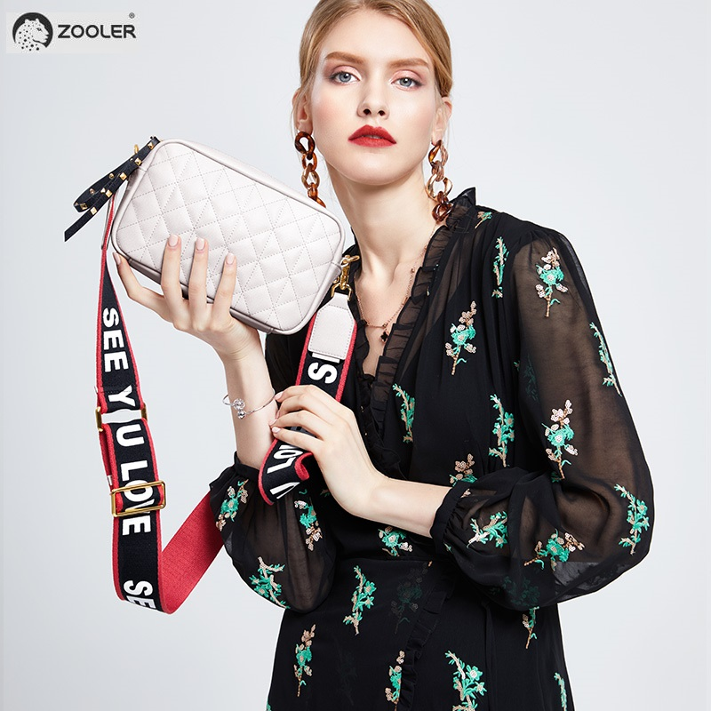 ZOOLER genuine leather shoulder bags women leather messenger bag cross body fashion belt handbag purse small 2019 new #lt216ZOOLER genuine leather shoulder bags women leather messenger bag cross body fashion belt handbag purse small 2019 new #lt216