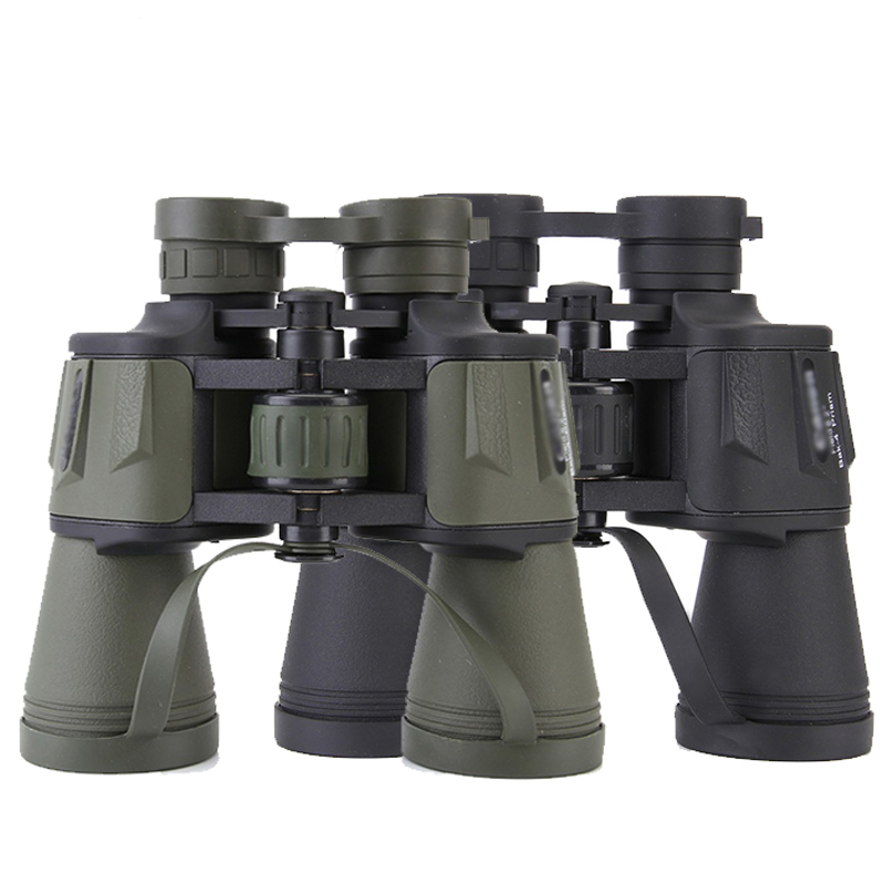 20*50 high magnification long range zoom hunting telescope wide angle professional binoculars high definition 1