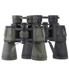 20*50 high magnification long range zoom hunting telescope wide angle professional binoculars definition