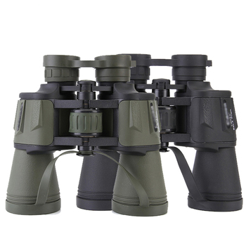 20*50 high magnification long range zoom hunting telescope wide angle professional binoculars high definition