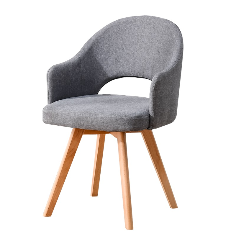 Surprising Us 47 09 27 Off Chair Modern Simple Lazy People Use Nordic Wooden Stool Restaurant Back Chair Learning Simple Desk And Chair In Dining Chairs From Uwap Interior Chair Design Uwaporg