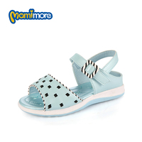 Princess Girls Sandals Shoes Children Summer New Arrivals PU Leather Girls Sandals Rubber Shoes Girls Sandals For Baby Girls