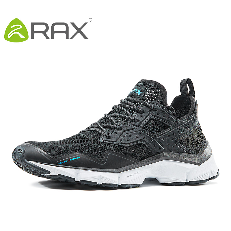 Rax Breathable Mens Running Shoes Sport Shoes Men Running Sneakers For Women Outdoor Sport Shoes Man Zapatillas Deportivas Mujer mulinsen men s running shoes blue black red gray outdoor running sport shoes breathable non slip sport sneakers 270235