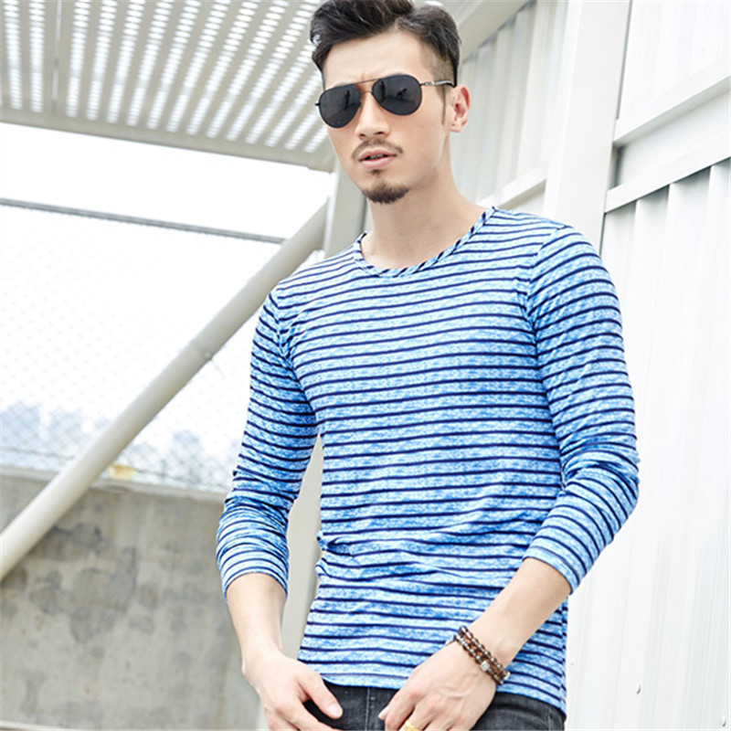 Kpop Korean Harajuku Gd Black White Striped T Shirt Men Women Unisex