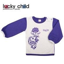 Кофточка Lucky Child для девочек, арт. 15-12 (Нежности) [сделано в России, доставка от 2-х дней]
