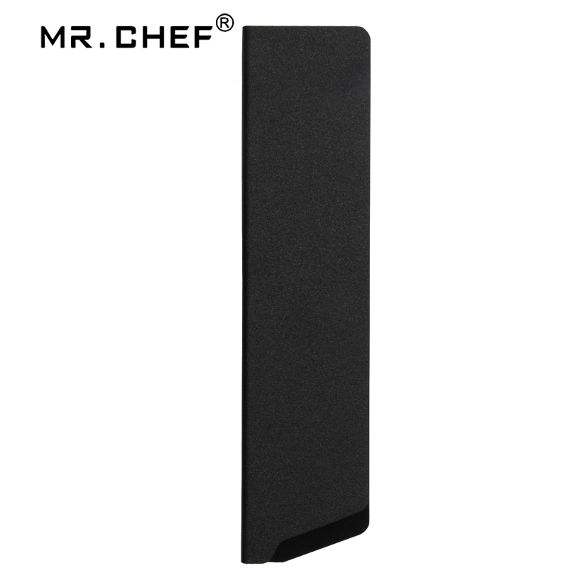 Universal Chefs Knife Edge Guard(220mm) Utility Knives Case Quality Blade Protector PP Cover With Flannel