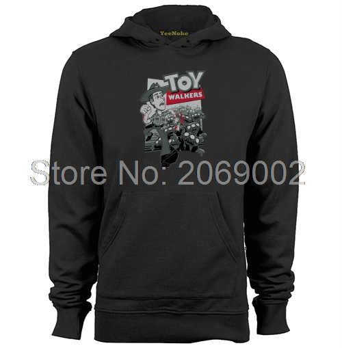 Toy Walkers Toy Story Walking Dead Mens & Womens Cartoon Hoodies Sweatshirts ...