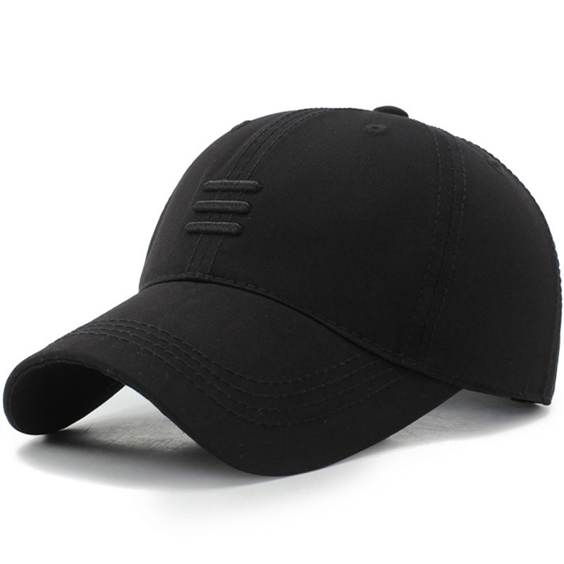 Mens Brand   Baseball     Caps   Cotton Summer   Cap   For Women Bone Gorras Black Dad Hats Casquette Snpback