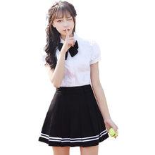 613daec8 Popularne Japanese School Uniform Shirt- kupuj tanie Japanese School ...